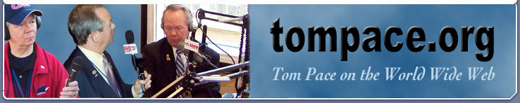 Welcome to Tom Pace